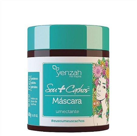 YENZAH SOU + CACHOS MASCARA UMECTANTE 480g
