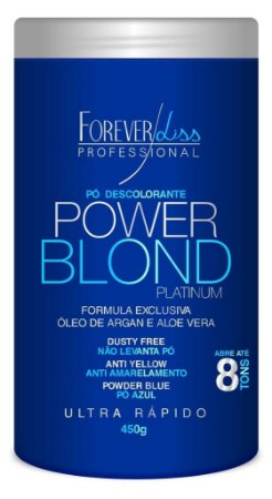 FOREVER LISS  POWER BLOND  PÓ DESCOLORANTE  450g