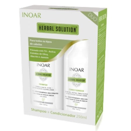 INOAR KIT DUO HERBAL 250ml