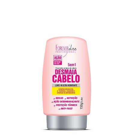 FOREVER LISS  DESMAIA CABELO LEAVE-IN 5X1 150g