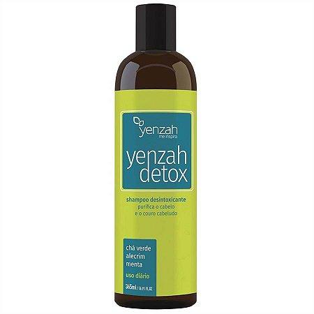 YENZAH SHAMPOO DETOX DESINTOXICANTE 365ml