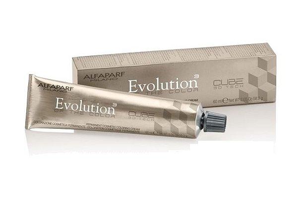 ALFAPARF - COLORAÇÃO EVOLUTION LOURO ESCURO DOURADO ACAJU 6.35 60ml