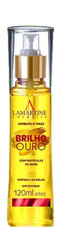LAMARTINE - BRILHO OURO 120ML