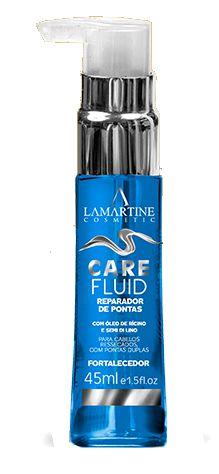 LAMARTINE - CARE FLUID REPARADOR DE PONTAS FORTALECEDOR 45ML