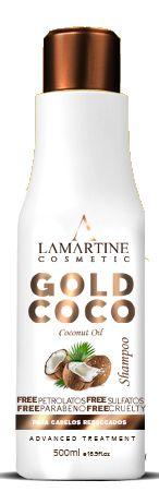 LAMARTINE - GOLD COCO SHAMPOO 500ml