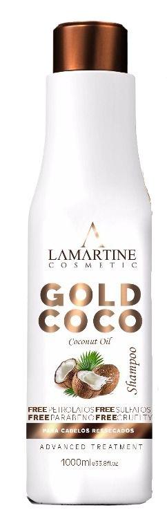 LAMARTINE - GOLD COCO SHAMPOO 1L