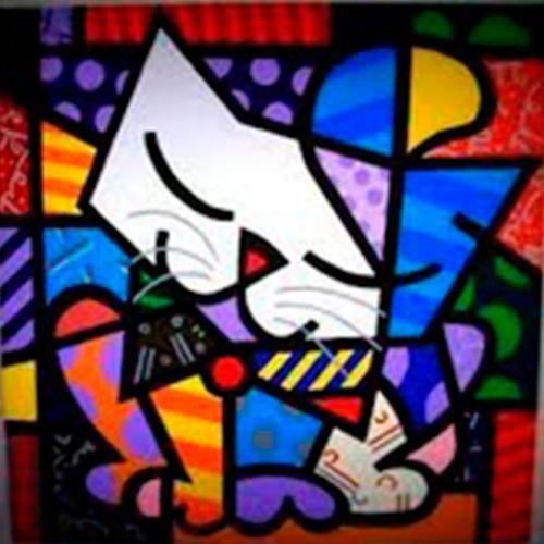 GT01 - Gato Romero Britto