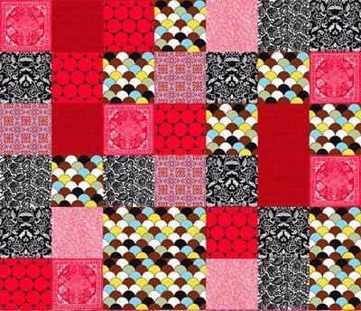 Kit Vermelho com 40 peças