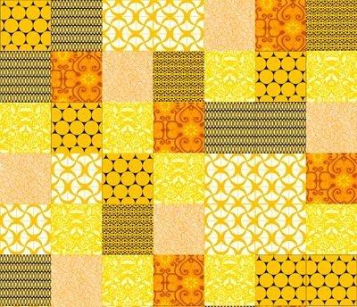 Kit Amarelo com 42 peças