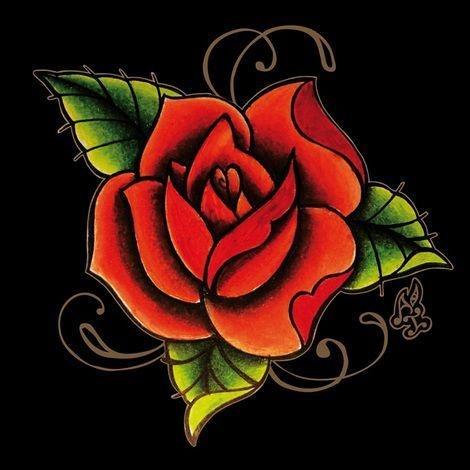 Azulejo Tatto Rosa