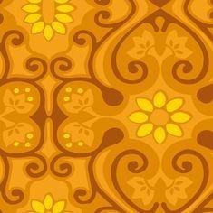Seventies Amarelo