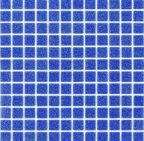 Pastilha de Vidro Pigmentada Azul Dark
