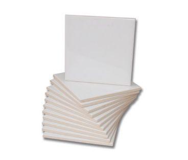 Azulejo Branco 15x15cm 6mm de espessura