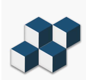Ladrilho Hexagonal 20x20 -Cubo Kit com 27 peças