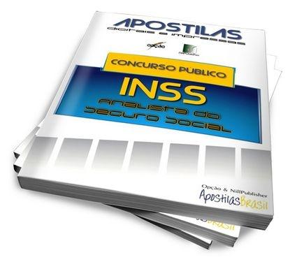 Apostilas Concurso Público- INSS (digital)