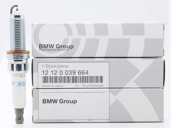 KIT 4 Velas BMW N20 FLEX e Gasolina 12 12 0 039 664