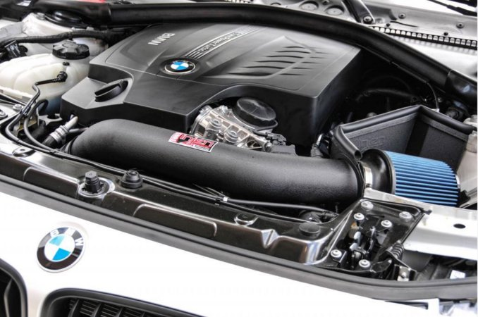 Filtro Cold Air Intake Bmw 135i M235i 335i Injen N55 SP1128WB