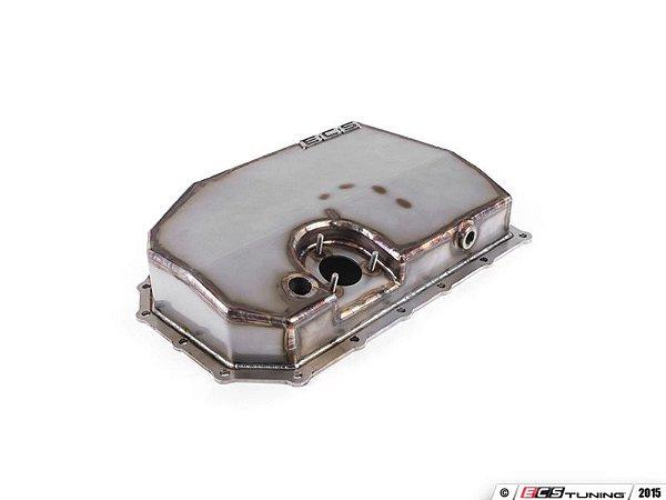 Carter Metalico ECS Tuning Stainless Steel Oil Pan TSI GEN1