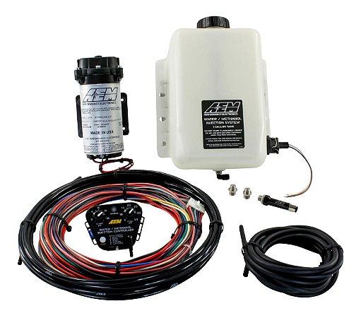Kit WMI AEM 30-3300 Injeção Agua / Metanol Universal