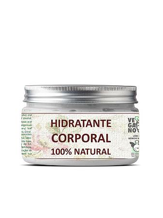 Hidratante corporal natural 160g