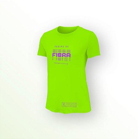 Camiseta Equipe de Fibra   2021