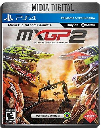 MXGP2 - The Official Motocross Videogame - Ps4 Psn - Mídia Digital