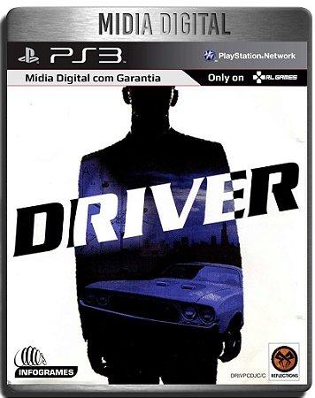 Driver Ps1 Classic - Ps3 Psn - Mídia Digital