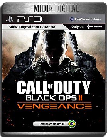 Dlc Vengeance Call of Duty Black ops 2 - Ps3 Psn - Mídia Digital ( Jogo não Incluso )