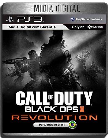 Dlc Revolution Call of Duty Black ops 2 - Ps3 Psn - Mídia Digital ( Jogo não Incluso )