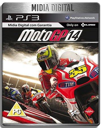 MotoGP 14 - Ps3 Psn - Mídia Digital