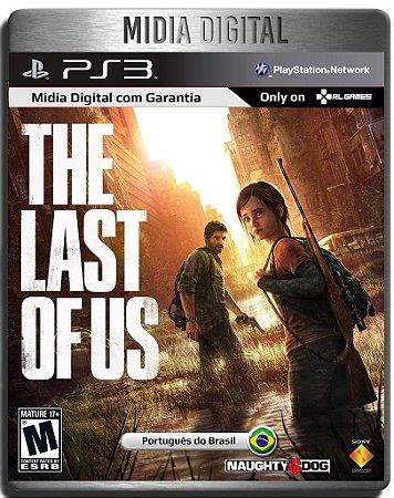 The Last Of Us - Ps3 Psn - Mídia Digital