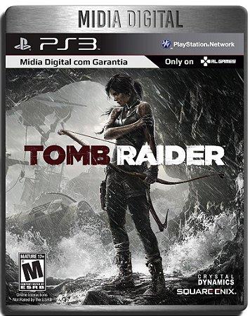 Tomb Raider 2013  Ps3 Psn - Mídia Digital