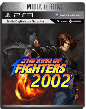 The King Of Fighters 2002 Kof 2002 - Ps3 Psn Mídia Digital