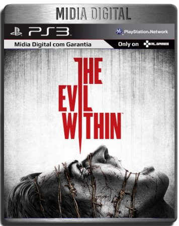 The Evil Within - Ps3 Psn - Midia Digital