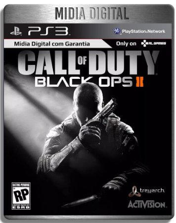 Call Of Duty Cod Bo2 : Black Ops 2 + Dlc Revolution  - Ps3 Psn - Mídia Digital
