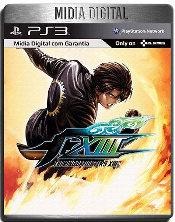The King Of Fighters Kof 13 Xlll - Ps3 Psn - Mídia Digital