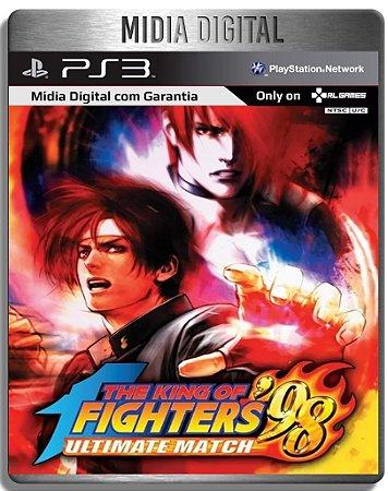 The King Of Fighters kof 98 Ultimate Match - Ps3 Psn - Mídia Digital