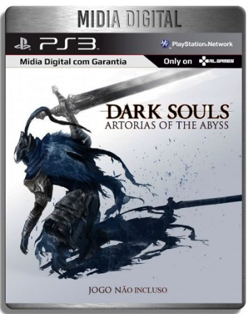 Artorias Of The Abyss DLC - Ps3 Psn - Midia Digital ( Jogo não Incluso )