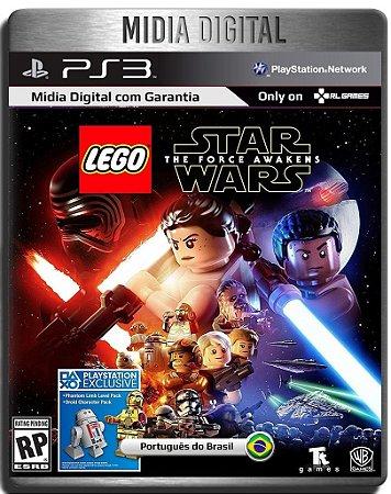 Lego Star Wars: O Despertar da Força - Ps3 Psn - Mídia Digital