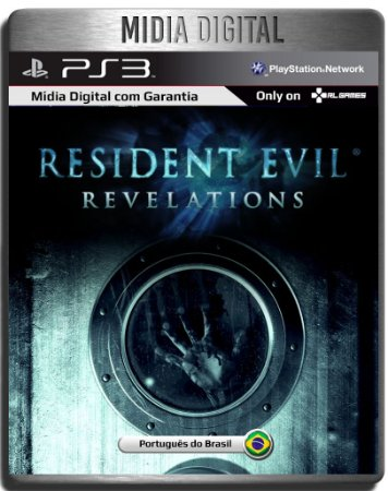 Resident Evil Revelations - Ps3 Psn - Mídia Digital