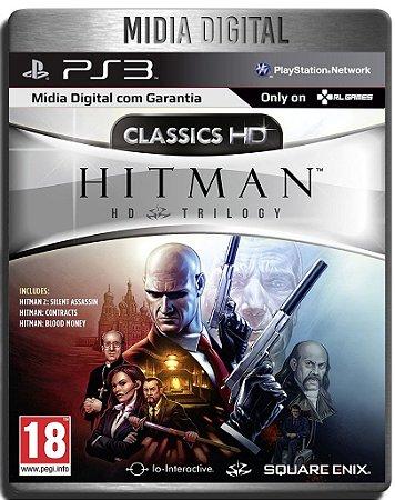 Hitman Trilogy Hd - Ps3 Psn - Midia Digital