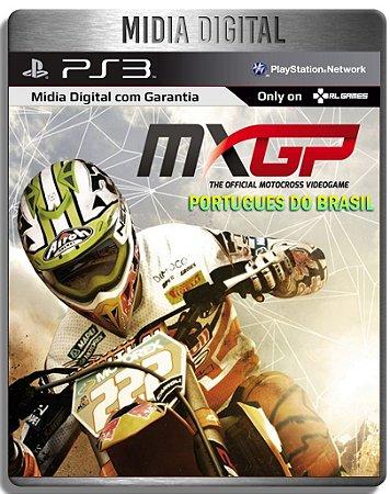 Mxgp The Official Motocross Videogame - Ps3 Psn - Midia Digital