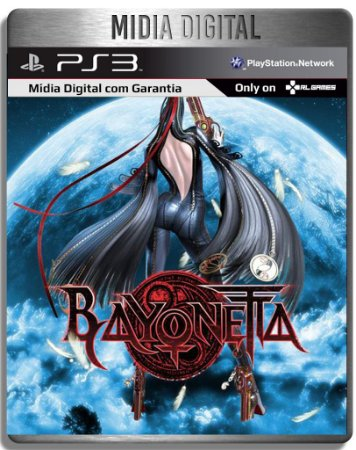 Bayonetta - Ps3 Psn - Midia Digital