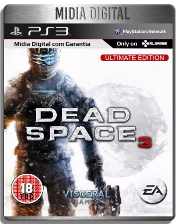 Dead Space 3 Ultimate - Ps3 Psn - Midia Digital