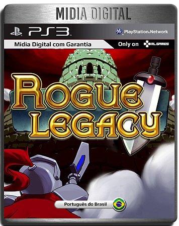 Rogue Legacy - Ps3 Psn - Midia Digital