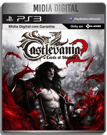 Castlevania Lords Of Shadow 2  Ps3 Psn - Midia Digital