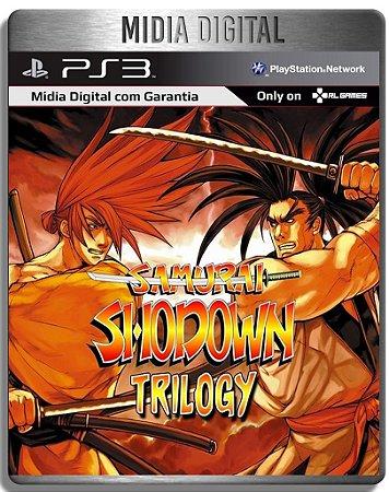 Samurai Shodown Trilogia 1 2 3 - Ps3 Psn - Midia Digital