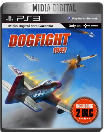 Dogfight 1942 + Dlcs- Ps3 Psn - Midia Digital