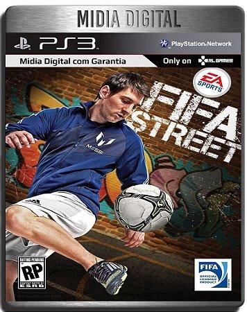 Fifa Street - Ps3 Psn - Midia Digital