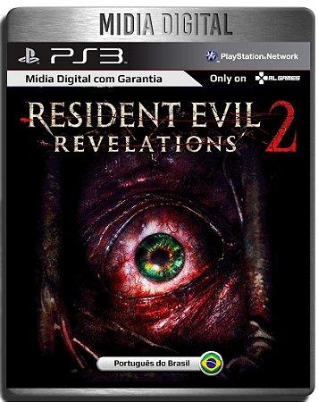 Resident Evil Revelations 2 Completo - Ps3 Psn - Midia Digital